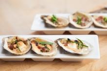 Recettes : l'huître en vedette